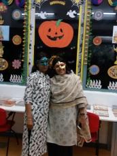 Isha Ma'am and Vidhi Ma'am